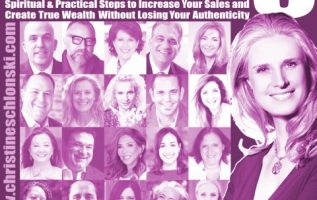 CHRISTINE SCHLONSKI TO REDEFINE SALES FOR HEART-CENTERED ENTREPRENEURS WITH THE SALES MENTALITY MAKEOVER MASTERCLASS#3 2
