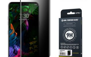 GPEL launches Premium LG G8 ThinQ Tempered Glass Screen Protector for optimum protection of the phone 4