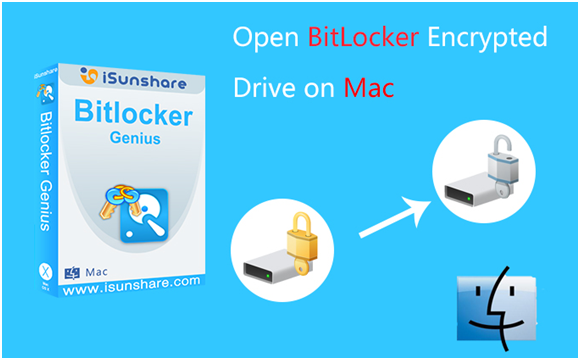 ISunshare BitLocker Genius Ranks High among Tools to Open BitLocker Encrypted Drives on Mac 1