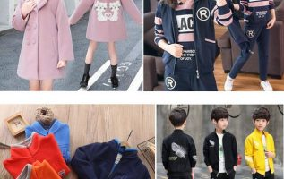China Kids Clothing Supplier Announces A New Collection Of Outwear & Active Wear For Kids 3