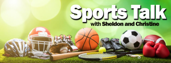 SIBLINGS SHELDON CLUFF AND CHRISTINE REIDHEAD PRODUCE INSPIRING SPORTS PODCAST 2