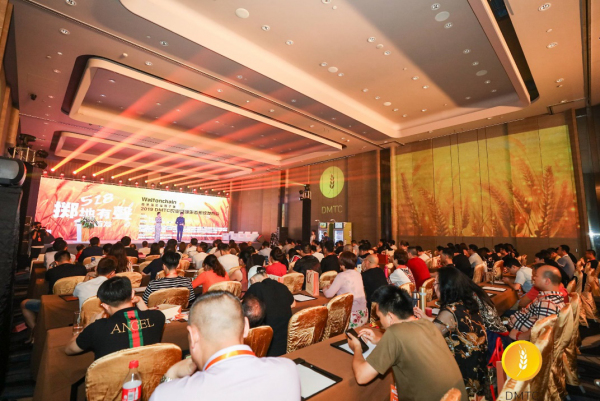 Waltonchain's first global smart retail application child chain DMTC – Launch Ceremony 1