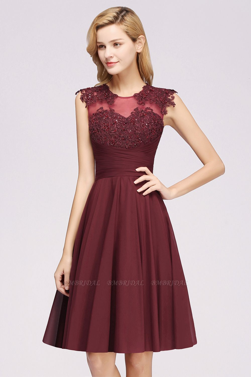 Short Bridesmaid Dresses Are Popular For More Occasions 1