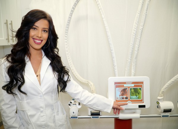 Icoone Laser – Powerful and Breakthrough Technology for Face and Body Treatment 1