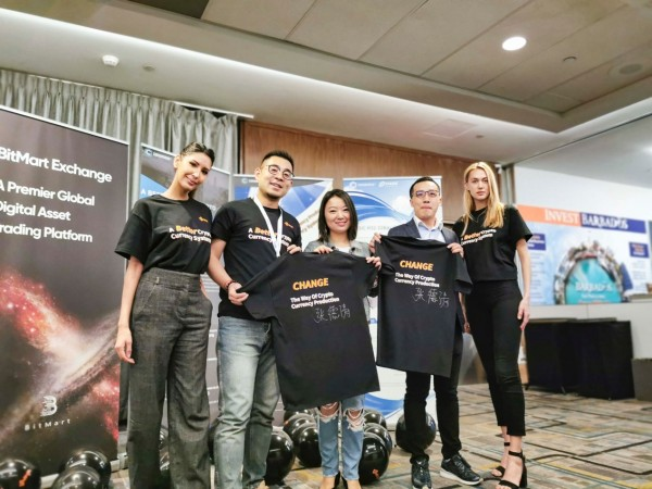 BitcoinHD Appearance at Consensus 2019 NY: A Revolution in the Mining Industry? 3