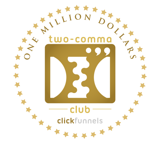 Local Entrepreneur Ben Buckwalter Receives ClickFunnels' Prestigious 'Two Comma Club' Award 1