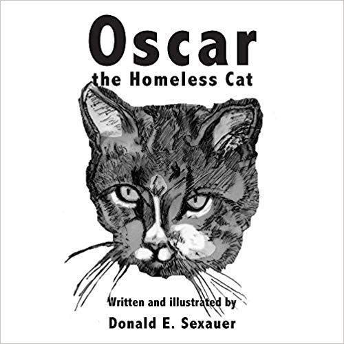 The Kramer Book Series and Pre-production of Oscar the Homeless Cat by Donald Sexauer– Bringing Fun and Lessons for Children 8