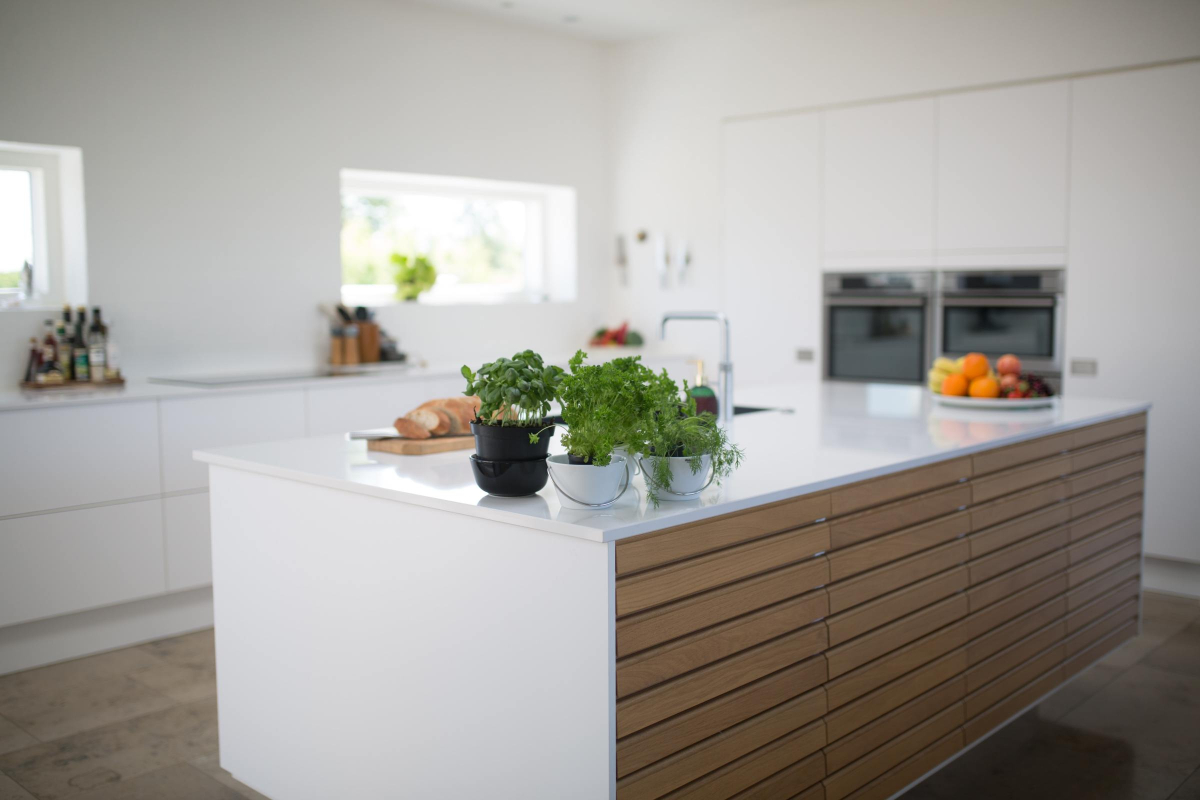 RealtimeCampaign.com Promotes Redesigning a Kitchen in a Modern House 1