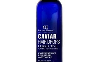 Botanic Hearth Releases Caviar Corrective Hair Drops and Leave-in Deep Conditioner on Amazon 2