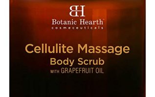 Botanic Hearth Releases Cellulite Massage Body Scrub with Coconut Oil and Grapefruit Oil 2