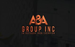 """A&A Group Inc """"In-outdoor iron creation"""" Offers Strength, Fluidity And Custom Designed Iron Piece 3"""