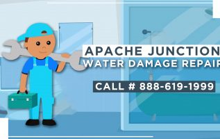 Apache Junction AZ is Emerging as a One Stop Solution Provider in Handling Water Damage Emergencies 5