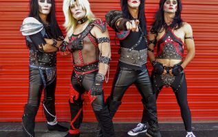 ACCOMPLISHED ENTERTAINER AND RECORDING ARTIST STEVE HOTT LEADS PREMIER MOTLEY CRUE EXPERIENCE 3