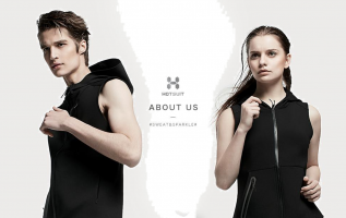 HOTSUIT, TAKES THE WORLD OF ACTIVEWEAR BY STORM WITH ITS PATENTED TECH FABRICS 3