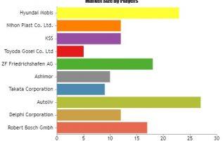 Airbag Sensors Market to Witness Massive Growth by 2025: Key Players  Takata Corporation, Ashimor, ZF Friedrichshafen 4
