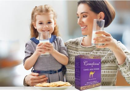 Camelicious® Camel Milk Now Available in the US 1