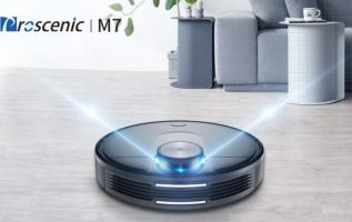 Proscenic M7 and GT320, the Newest Robot Vacuums for Effortless Carpet and Floor Cleaning 3