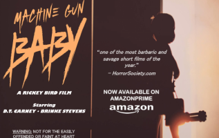 """Abortion movie """"Machine Gun Baby"""" called """"The Most Savage Short Film of the Year"""" now streaming on Amazon Prime 3"""
