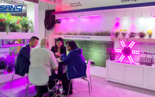 Groundbreaking Grow Lighting Solutions: SANSI Launches a New Line of State-of-the-Art COC LED GrowLights in Cultivate™19 4
