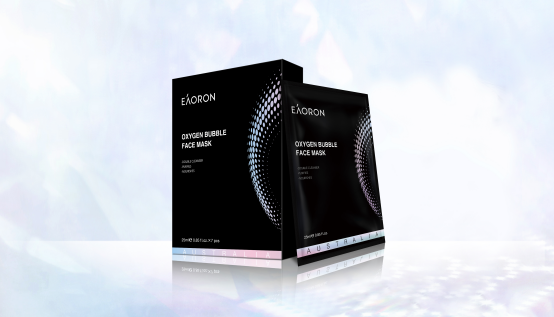 EAORON invents Australia's first amino acid oxygen bubble mask 1
