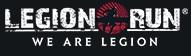 Legion Run Calendar 2019-2020 dates announced 2