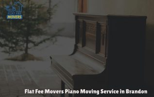 Piano Moving Service Now Available By Flat Fee Movers Brandon 3
