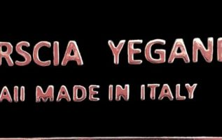 PORSCIA YEGANEH® PRESENTS NEW LABEL TAGGED 'All MADE IN ITALY' 3
