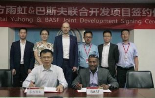BASF and Oriental Yuhong expand collaboration by co-developing sustainable waterproofing solutions in China 6