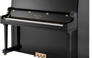 New Production Launched By Bush & Gerts Piano: The Perfect Integration of Tradition and Technology 4