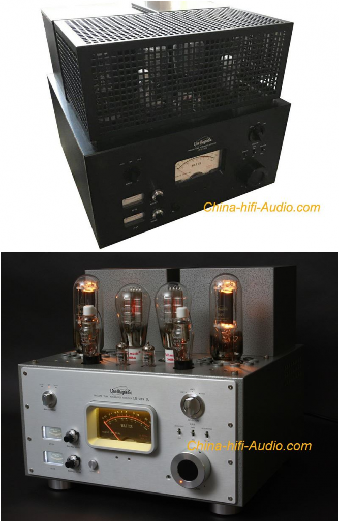 China-hifi-Audio Announces New Line Magnetic Tube Integrated Amplifiers for its Customers 1