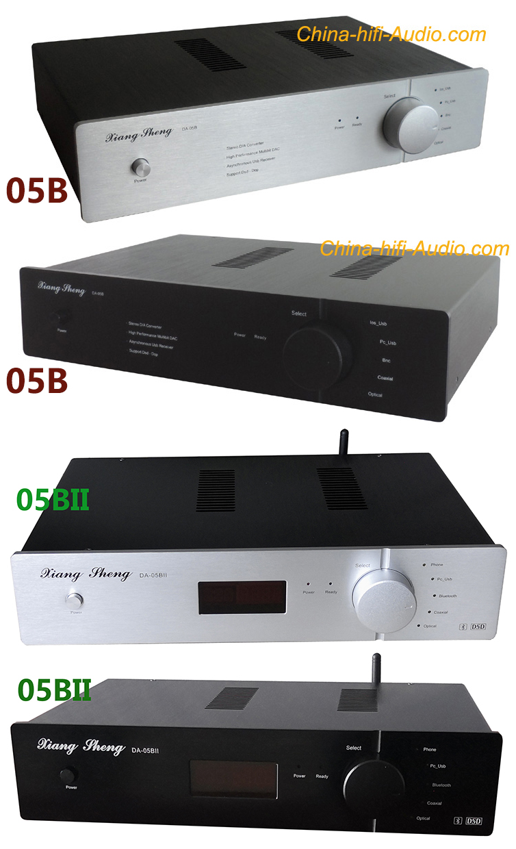 China-hifi-Audio Announces Availability of Couple of New Xiangsheng DAC and Pre-amp Products in its Stock 1