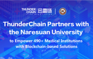 ThunderChain Partners with the Naresuan University  to Empower 490+ Medical Institutions with Blockchain-based Solutions 5