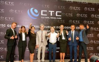 CTC Global Culture Tourism Ecology Chain Launching Ceremony Opened in Singapore 3