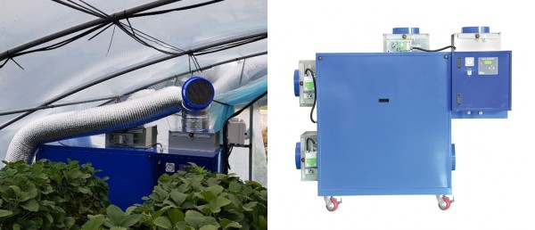 Sysco Co., Ltd. Leads Smart Farming With ICT-Integrated Temperature And Humidity Control Technology 8