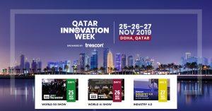 Qatar Innovation Week: Celebrating the Value of Future Technologies This November 1