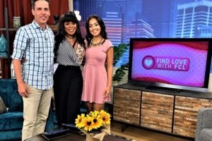 "Shay ""Your Love Diva"" Levister Appeared On The Jacksonville Florida TV Show FIRST COAST LIVING – WTLV NBC 12 With Curtis & Haddie Giving Relationship Advice On August 7th, 2019, ""Find Love With FCL"" 2"