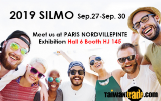 Taiwantrade.com to promote Taiwan optical and eyewear at SILMO Paris 2019 2