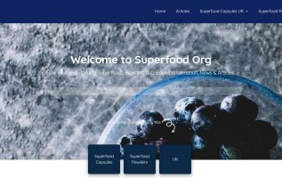 Superfoods Org Announces Development of a Superfood Smoothie Recipe Calorie Calculator 2