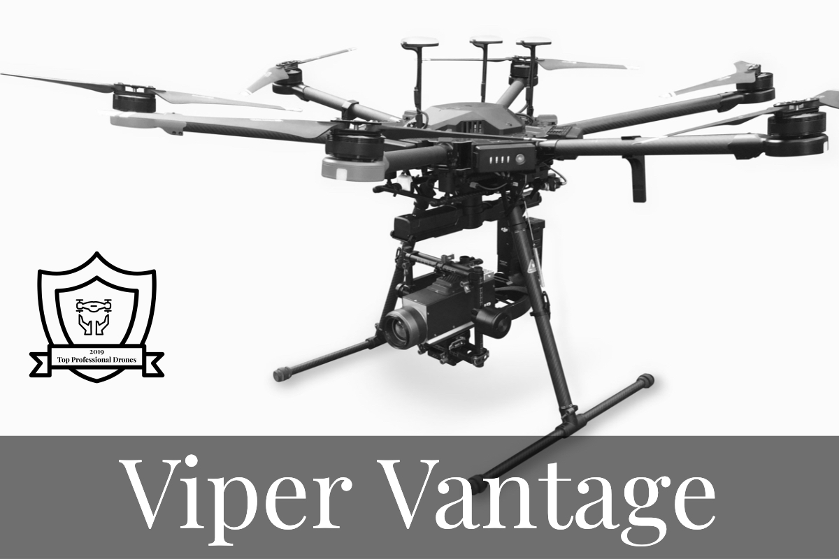 Superpowers for LDAR – Viper Vantage, the Ultimate Drone-Enabled Gas Leak Detection System 3
