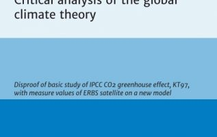 Critical analysis of the global climate theory – Disproof of basic study of the IPCC CO2 greenhouse effect 3