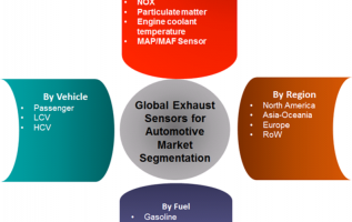 Exhaust Sensors for Automotive Market 2019 Global Industry Size, Share, Trends, Growth Factors, Key Countries Analysis By Leading Players With Forecast To 2022 4