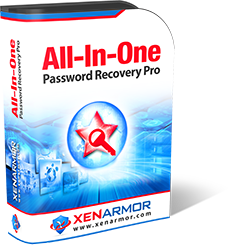 XenArmor Releases New All-In-One App to Recover Passwords 1