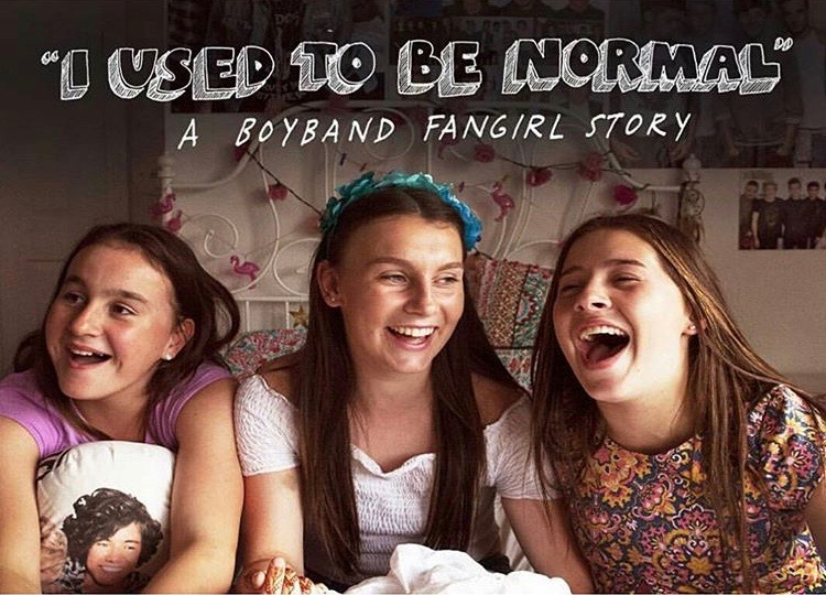 FOUR WOMEN, ONE UNDYING LOVE FOR BOY BANDS - 'I USED TO BE NORMAL: A BOYBAND FANGIRL STORY' - NOW AVAILABLE ON DIGITAL PLATFORMS