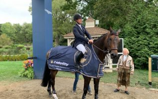 Harness Biotech Congratulates McLain Ward on Another Win at American Gold Cup 4
