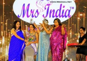 Mrs. India 2019-2020 Creates Awareness about Textile Pollution by Introducing Concept of Reduce, ReStyle & ReUse of Fabrics 2