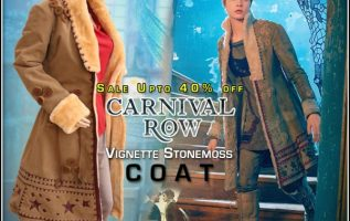 American Suits LTD Presents Cara Delevingne Carnival Row Fur Coat Jacket Decoding Style for the Modern Man 4