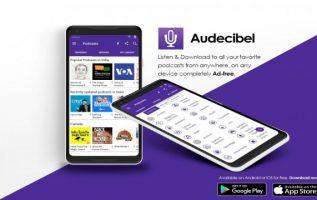Appsmartz Announces Release of Feature-Rich Online Podcast Player Audecibel: Podcasts Player 3