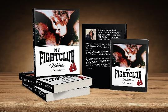 "Author Patricia Simon Announces New Self-help Memoir Book ""My Fight Club Within"" 1"