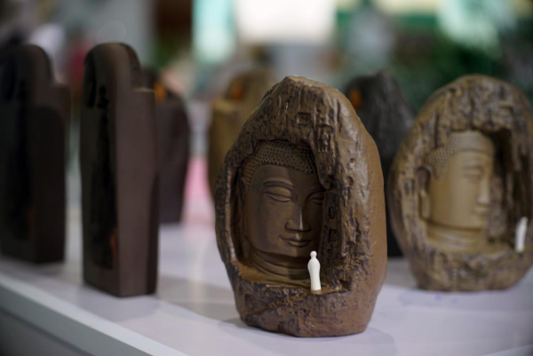 """""""Leshan Gifts"""" Stand Out at the 5th China (Sichuan) International Tourism Investment Conference and the 6th Sichuan International Travel Expo 4"""