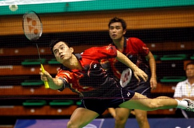 TRANSITION AFTER PROFESSIONAL SPORT: PARTNERSHIP BETWEEN EX-NATIONAL SHUTTLER AND CELEBRITY MANAGER 1